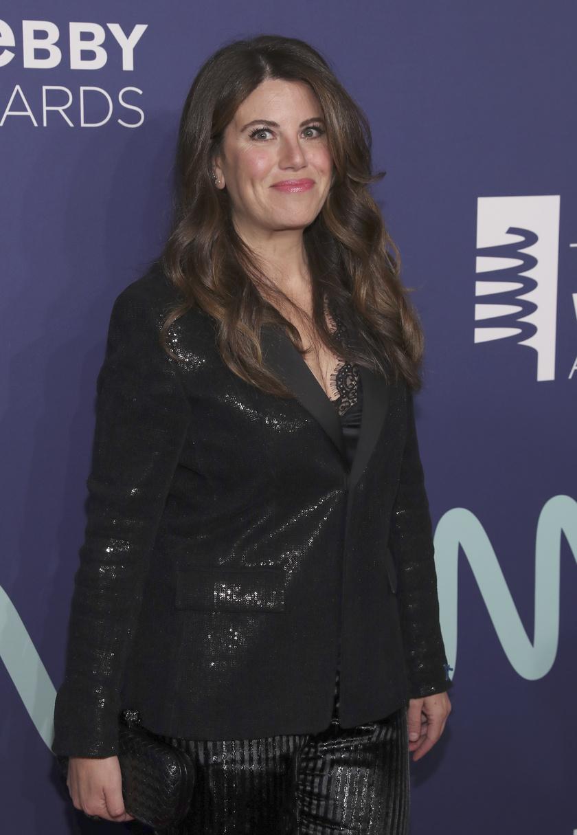 Monica Lewinsky a májusi Webby Awards-on vett részt. Nagyon csinos volt az eseményen.