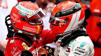 Lauda kettős győzelmet ünnepelhetett