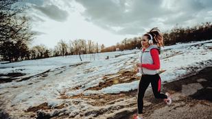 Tényleg többet fogyunk, ha hidegben edzünk?