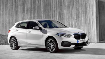Megjött a fronthajtású 1-es BMW