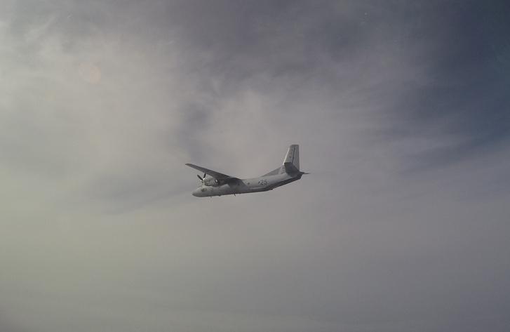 A május 13-án elfogott An-26-os