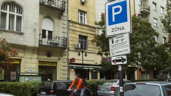 Hahó, csütörtökön ingyen parklhatsz az egész országban!