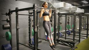 Saját testsúlyos edzés: tényleg nem való nőknek?