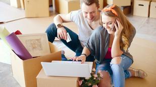 10 dolog, amire először szükség lesz az új otthonodban