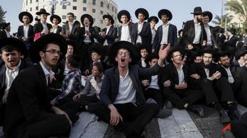 Új választás lehet Izraelben, ha nem jutnak dűlőre az ultraortodoxok besorozását illetően