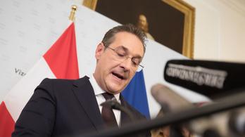 Heinz-Christian Strache bekerülhet az Európai Parlamentbe