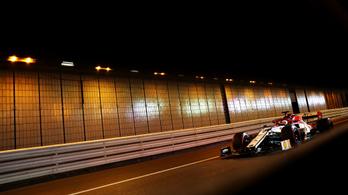 Räikkönen elindult Barrichello csúcsa felé