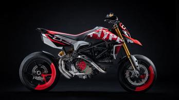 Vadállat lett a Ducati Hypermotard 950 tanulmány