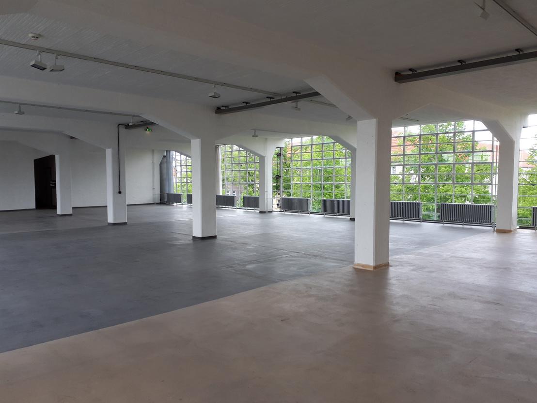 Bauhaus, Dessau: tágas, szellős, világos terek a műhelyeknek