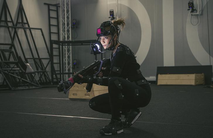 A motion capture, magyarul digitális mozgásrögzítés (gyakran csak mocap) egy olyan eljárás, melynek során mozgást rögzítenek, majd azt egy digitális modellre ültetik át