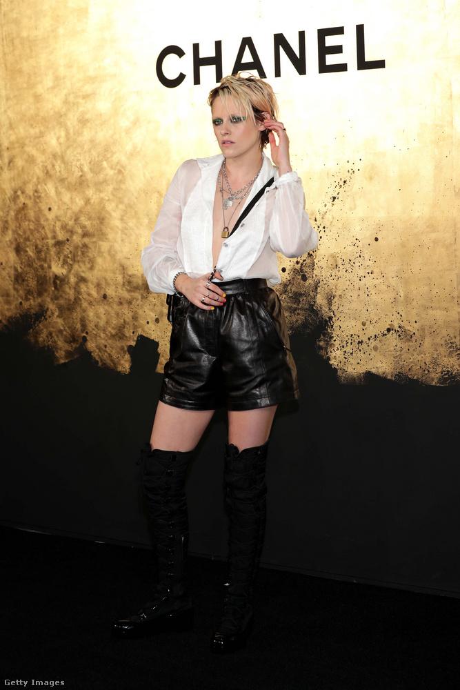 Na de a combcsizma, az egy olyan lábbeli, amiről enyhén szólva nem Kristen Stewart jut először az ember eszébe