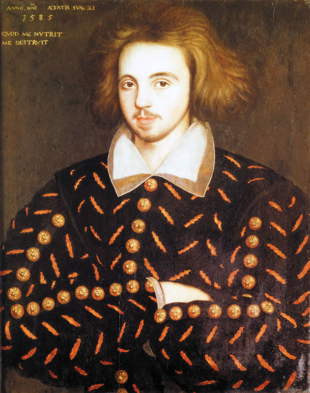 Christopher Marlowe is Shakespeare társírója volt