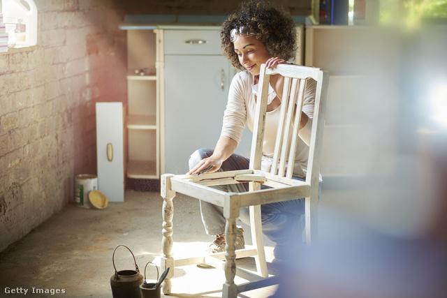Lehet, hogy ráfér a kipofozás, de egy vintage bútor az otthonod különleges darabja lehet