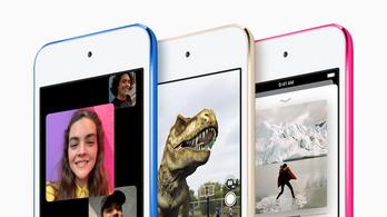 2015 után először új iPod Touch érkezik