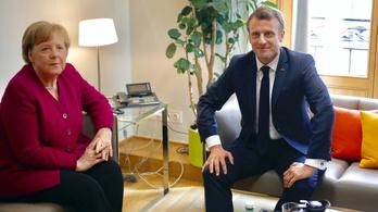 Merkel és Macron nem ért egyet