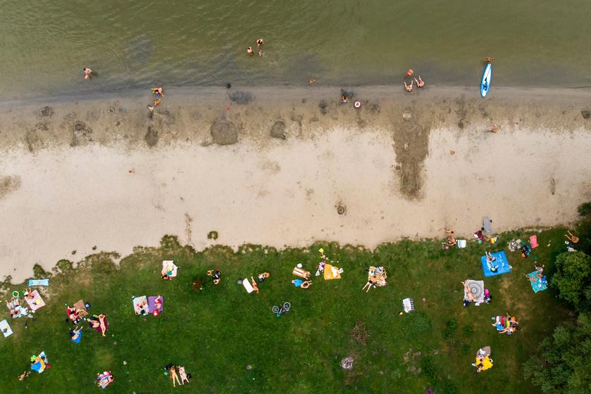 Milyen a víz minősége a természetes fürdőhelyeken? A magyar strandokat vizsgálták