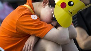 Pokemonos alvós mobiljáték jön jövőre