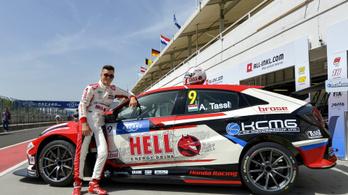Le Mans-győztes mellett indul 24 órás versenyen a legfiatalabb magyar WTCR-pilóta
