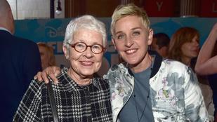Ellen DeGeneres arról beszélt, hogy molesztálta a mostohaapja