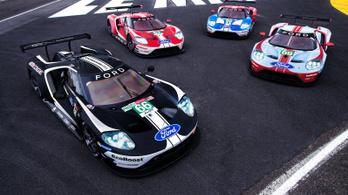 A Ford így búcsúzik Le Mans-tól