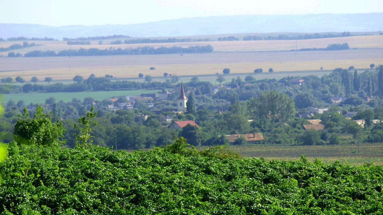kürt-strekov-látkép