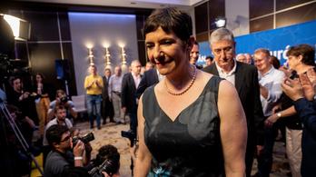 Egyvalaki nemmel szavazott Dobrev Klára jelöltségére a DK elnökségében