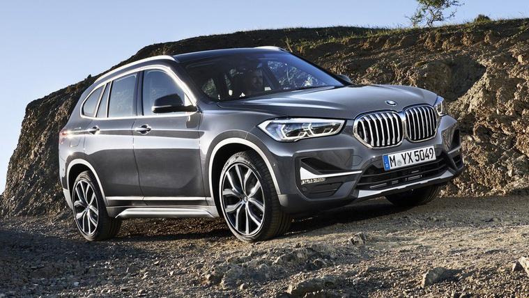 Sarkosabb lesz a BMW X1