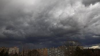 Miért szürkék az esőfelhők?