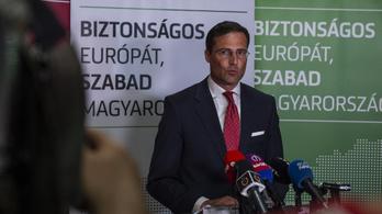 Gyöngyösi Márton megy Brüsszelbe, a Jobbiknak új frakcióvezetője lesz
