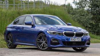Teszt: BMW 330i M Sport - 2018.