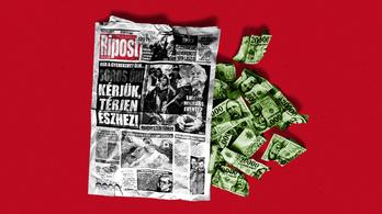 688 milliós veszteséggel került a fideszes médiaholdingba a Ripost