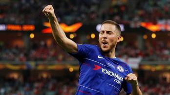 A Chelsea gálameccset varázsolt az EL-döntőből, 4-1-re verte az Arsenalt