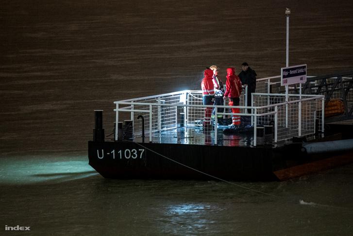 Két holttestet emeltek ki a Dunából
