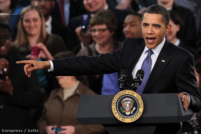 Obama eltökélt