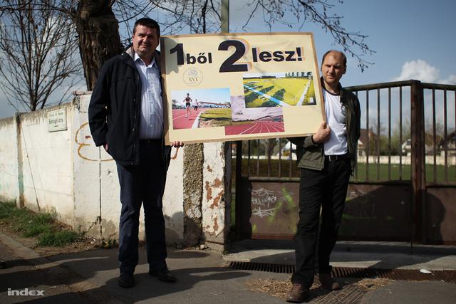 Szuper pályákat ígérnek a helyi fideszesek