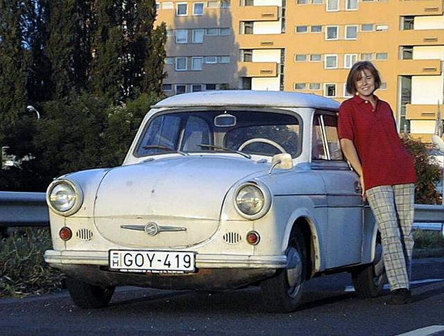 Kati első autója, egyben a Fiat elődje