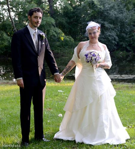 Alex és Siobhan Rodgers - az első házaspár, akik a Chatroulette-en jöttek össze