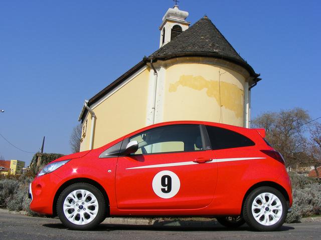 A kis Herbie-imitátor