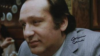 Meghalt A keresztapa színésze, Carmine Caridi