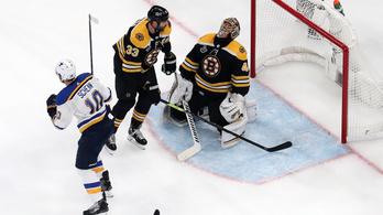 Tovább sokkolja az NHL-t a Blues