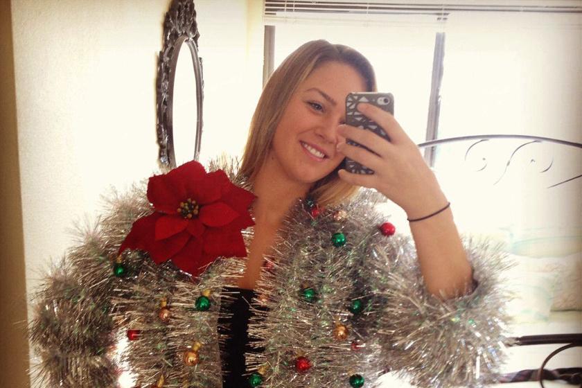 10 igazán ronda karácsonyi pulcsi, ami annyira csúf, hogy már szép