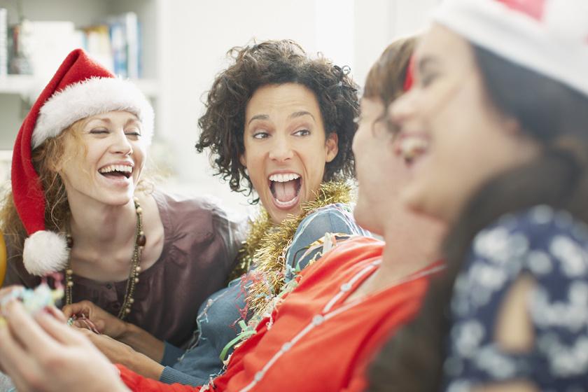 A 10 legjobb karácsonyi vicc, amit idén hallottunk: ha nevetnél egy jót