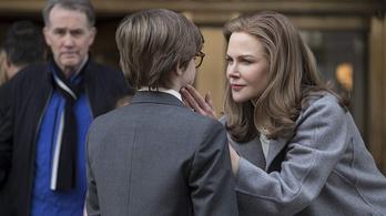 Bestsellerből készült Nicole Kidman Oscar-vadász újdonsága