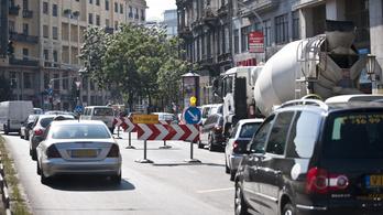 Lesz dugódíj Budapesten, de nem mostanában