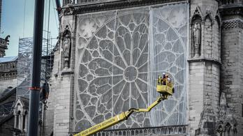 A Notre-Dame eredeti állapotát állítják vissza