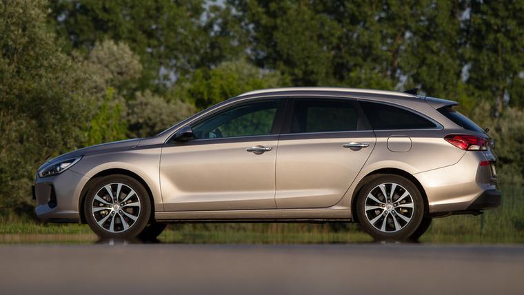 A Hyundai i30 lényegében egy Ceed, vagy a Ceed lényegében egy i30
