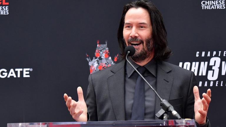 Hogy lett Keanu Reeves a világ legjobb embere?