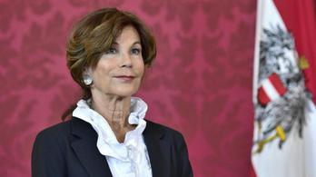 Ausztriának is női kancellárja lesz - egy időre