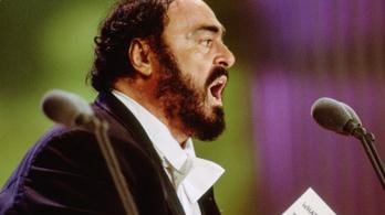 Pavarotti idegroncs volt minden fellépés előtt