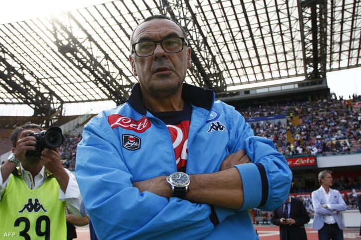 Maurizio Sarri (2015)
